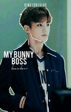 ❝ My Bunny Boss ; KookV ❞ by BangtanKing