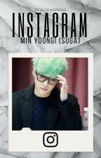 Instagram • Min Yoongi by bluewspring