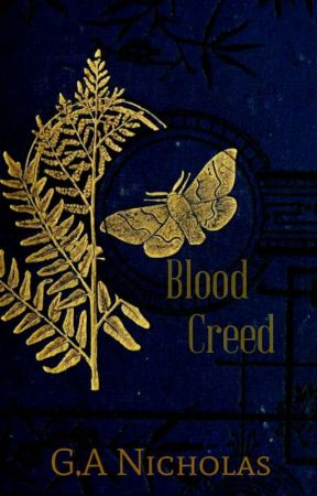 Blood Creed by NicklausGreg