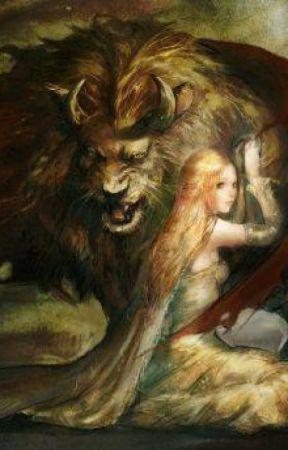 La Princesa de Hielo y el león. by FranciscoCarrozaMene