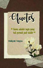 Quotes by misykathayyu