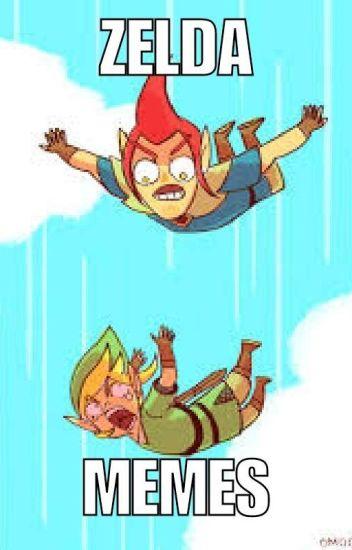 Funniest Zelda Memes : Best zelda memes flipniner wattpad