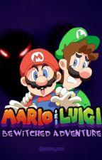 Mario & Luigi: Bewitched Adventure / Aventura Embrujada by venika_scar
