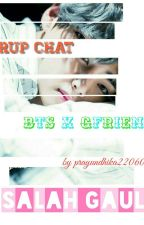 GRUP CHAT KPOP SALAH GAUL by Prayundhika220604