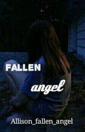 Fallen angel by Allison_fallen_angel