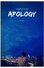 Apology by istrinyajiminie