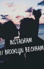 Instagram // brooklyn beckham by heart-strings1