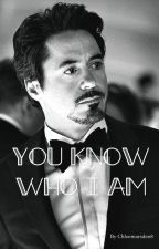 You Know Who I Am - Tony Stark X reader by ChloeMarsden8