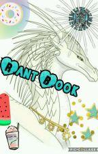 Rant Book d'une dragonne de glace. by Plume_Irisee