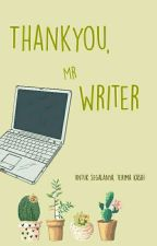 Thankyou, Mr Writer by storieslibrary