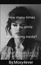 silent tears hold the loudest pain (Rucas) by Moxy4ever