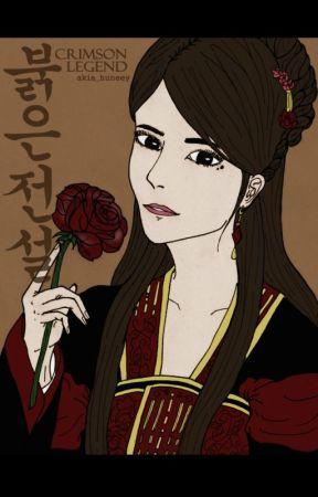 Crimson Legend || Hwarang by akia_huneey