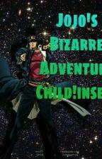 Jojo's Bizarre adventureXchild Reader by moonrabbitJpg