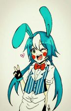 Toy Bonnie X Reader  ( My Little Furry Bunny Friend ) by AndreaFnaF_101