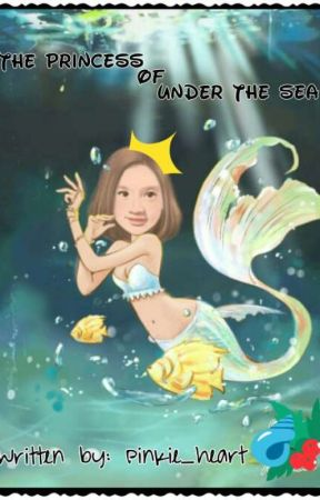 The Princess of Under The Sea by Tubiceleirylle