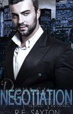 R. E. Saxton - A Mafia Love Story - Negotiation - (TripleThreat - 01) by Tatyana26061995