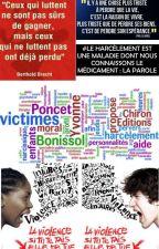 Compilation de textes vis à vis le Harcèlement by charm68dg