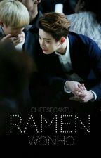 ramen. | wonho by _cheesecakeu