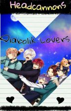 💐||Headcannon||💐||Diabolik Lovers||💐 by Cxt_Laevatein-