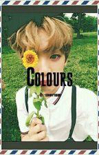 Colours; Astro Yoon Sanha by -gummyyoongi