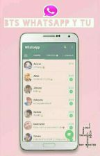 BTS WhatsApp Y Tu  by KwonWendy