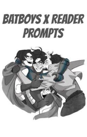 BatBoys X Reader Prompts - Damian Wayne - Wattpad