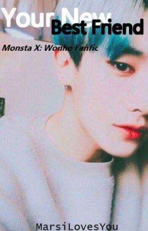 Your New Best Friend  Monsta X: Wonho Fanfic by marissalovelies