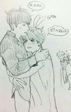 I want to be spoiled too - YoonKook by karirin20