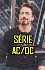 Série AC/DC [Marvel] by starlady67