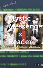 Mystic Messenger x Reader by iPurplevx