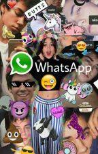 Whatsapp [EM REVISÃO] by Readerwriter223