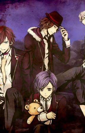 Diabolik Lovers Boyfriend Scenarios - He Saves/ Helps You