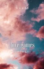 lovefuckinggames I, II & III || ziam au by asseaterliam