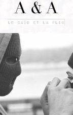 « Le caïd et la flic. »  by Is-Hina