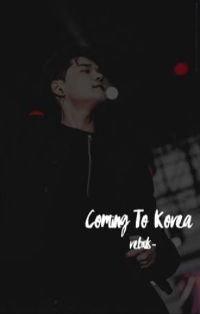 ─ coming to korea  by rebxls-