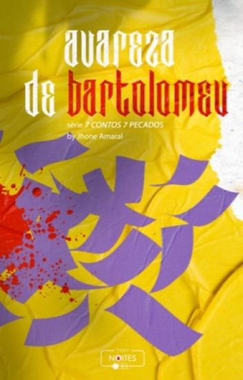 Avareza de Bartolomeu