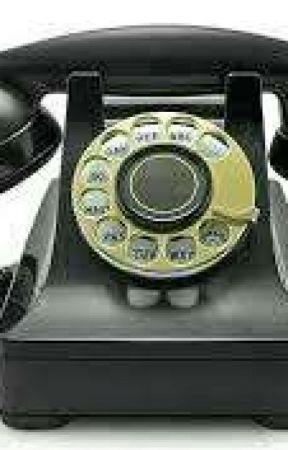 The Phone Call by iamthesonofposeidon