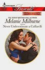 Jamais Subestime o Desejo - Melanie Milburne by lulessa