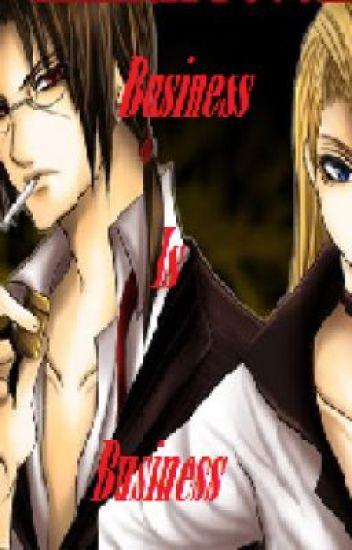 Business Is Business (Akatsuki love story)