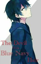 The Devil With Blue Navy Hair by nanami-aragaki