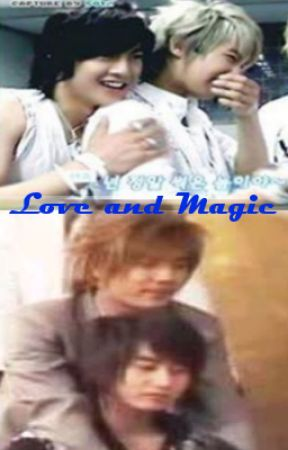 Love and Magic (A SS501 Fanfic) by melclovesscarlet