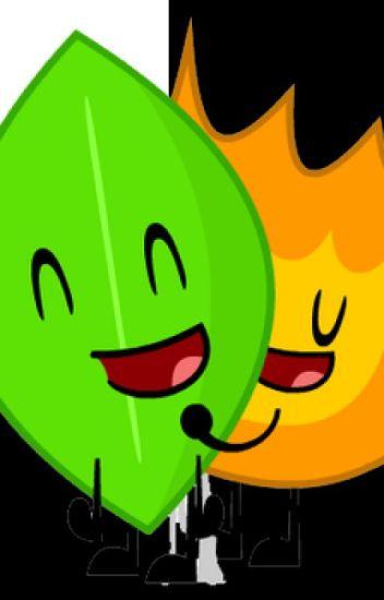 I Love You - A BFDI Fanfiction (Leafy x Firey) - SavageTakis - Wattpad