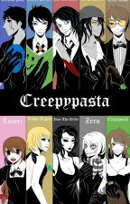 Creepypasta (fanfiction) by ClockToby