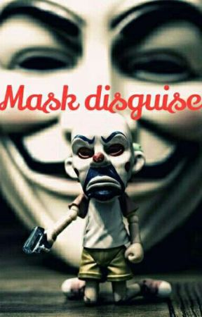 Mask disguise by Ariescado