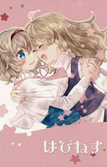 Touhou - Marisa and Alice's love story