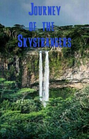 Journey Of The Skystranger by burkus