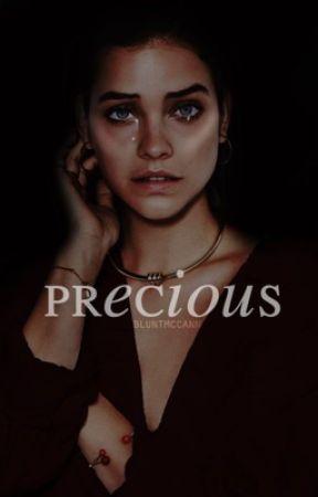 precious ⇢ j.b by bluntmccann