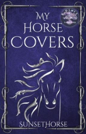 My Horse Covers by SunsetHorse