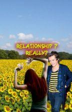 Relationship ? Really? by blueforgotmenot
