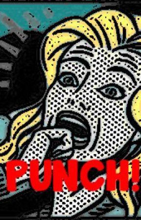 Punch! by hannabean